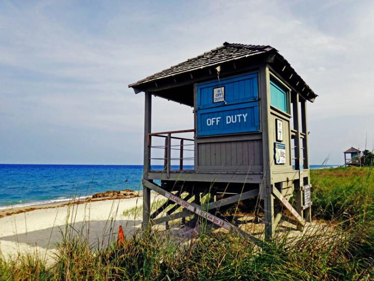 Casa de Salva-Vidas em Deerfield Beach