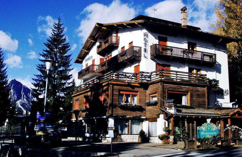 Hotel em Cortina d'Ampezzo