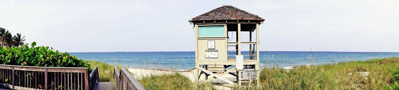 Panorama Casa de Salva-Vidas em Deerfield Beach