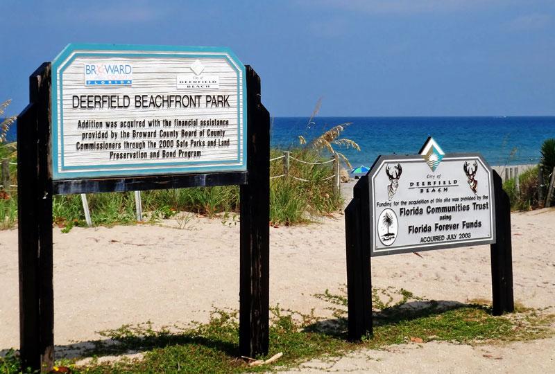 Deerfield Beach Beachfront Park
