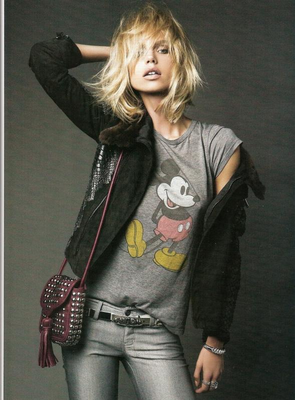 Camiseta do Mickey - divulgação