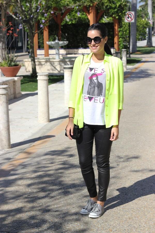 Foto do blog: http://www.blogdamariah.com.br/ - Usando legging