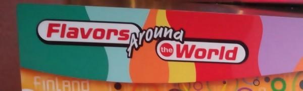Flavors Around the World - Sabores ao Redor do Mundo