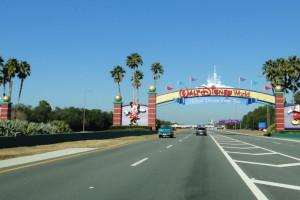 Portal do Walt Disney World Resort