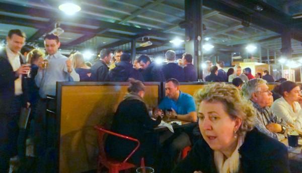 O fervor do Happy Hour na Birreria do Eataly NYC