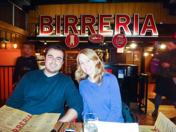 A Birreria do Eataly NYC