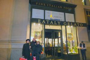 O que fazer em Nova Iorque – Eataly, comida italiana no coração de NYC