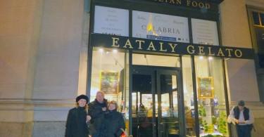 Entrada do Eataly NYC