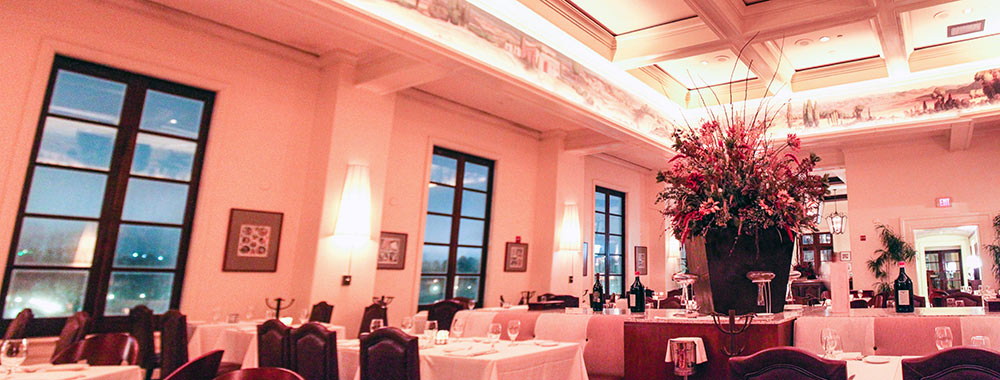 Interior do Restaurante BiCE Orlando