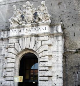 Musei Vaticani, onde se encontra a Capela Sistina