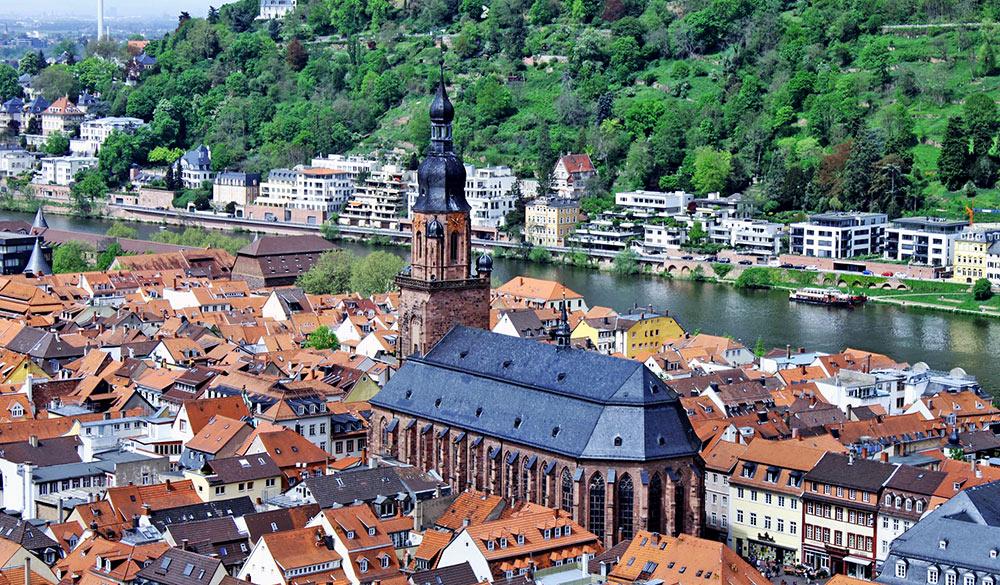 Igreja do Espírito Santo de Heidelberg, ou Heiliggeistkirche