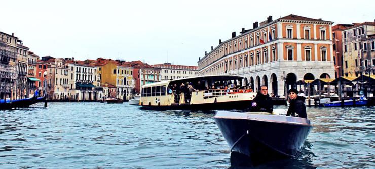 Como chegar à Veneza, na Itália