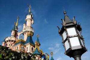O Castelo da Bela Adormecida em Disneyland Paris