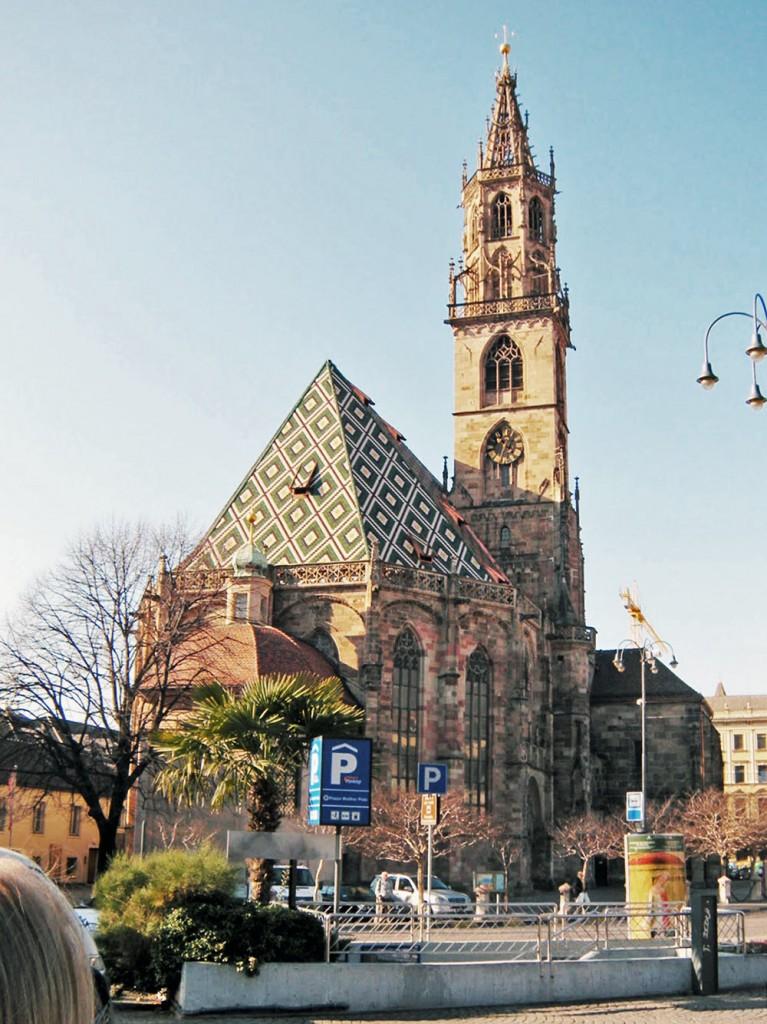 Duomo di Bolzano - Igreja de Bolzano