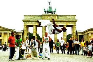 Capoeira em Berlim