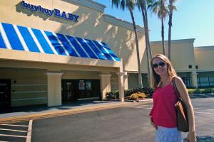 Como economizar muito dinheiro em seu enxoval de bebê em Miami, na Flórida – A loja Buy Buy Baby