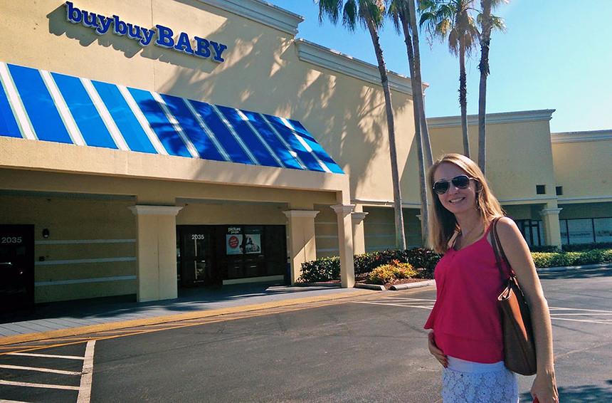 Como economizar em seu enxoval de bebê em Miami - A loja Buy Buy Baby 364c1f7002