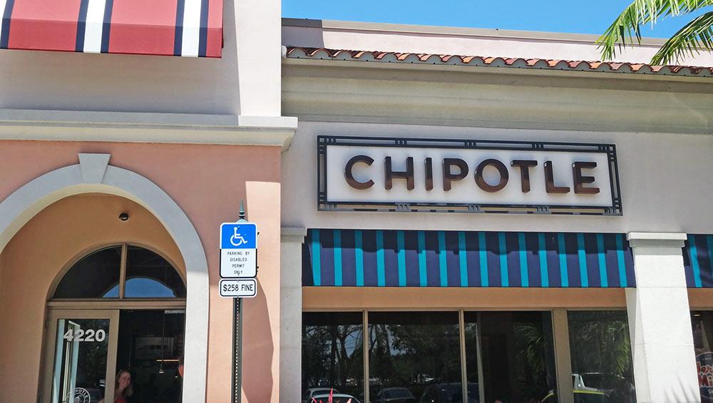 Logo do Chipotle Mexican Grill