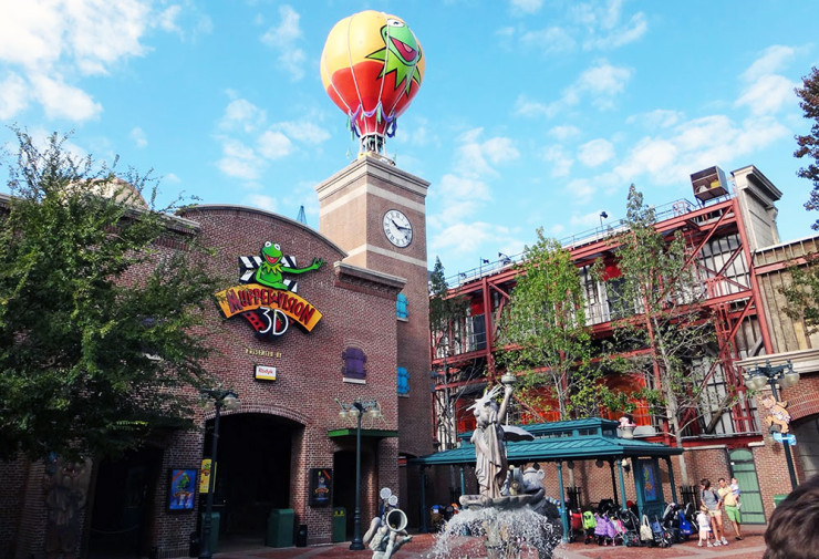 Disney Muppet Vision 3D Hollywood Studios