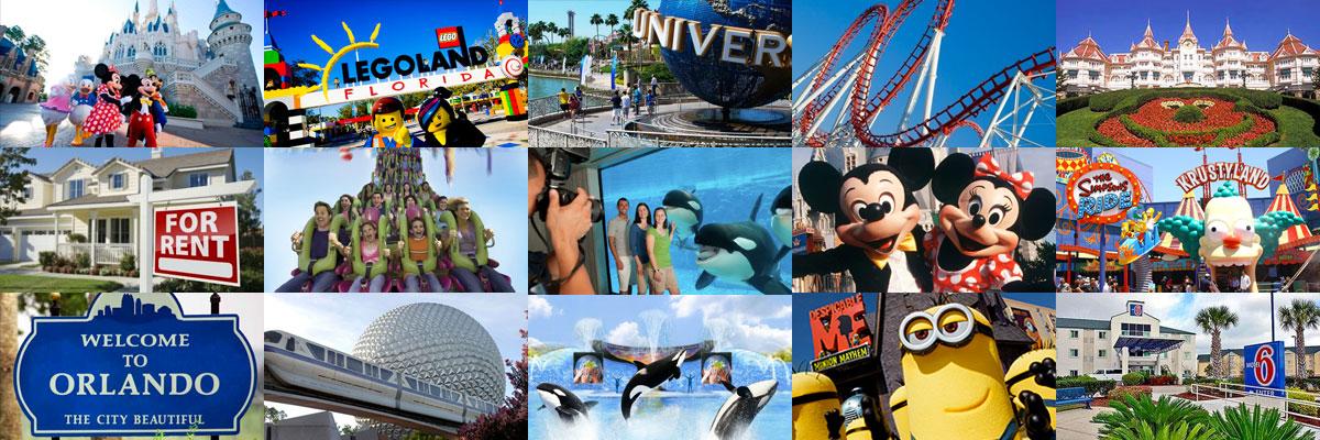 Atrações de Orlando