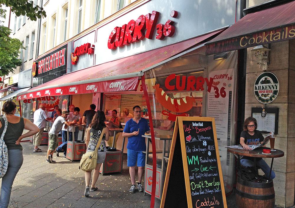 O Restaurante Curry 36