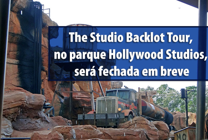 The Studio Backlot Tour Hollywood Studios Disney