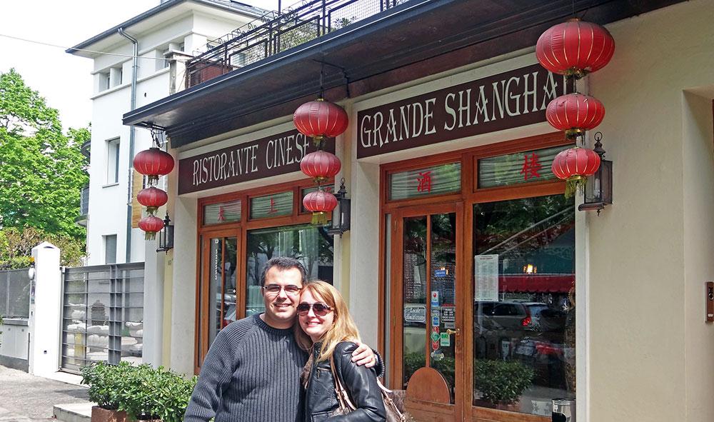 Restaurante Chinês Grande Shanghai, em Bassano del Grappa
