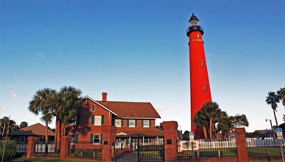 Ponce de Leon Inlet Lighthouse & Museum, Florida