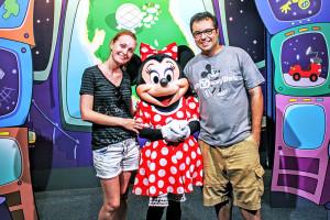 Que tipo de look vestir nos parques da Disney (ou Universal)?