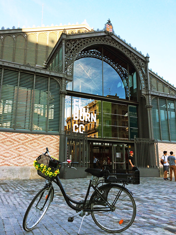 Mercat del Born, Barcelona