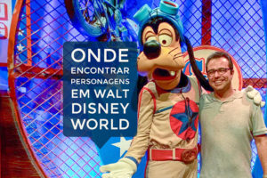 Onde encontrar os personagens na Disney de Orlando – Guia Absoluto
