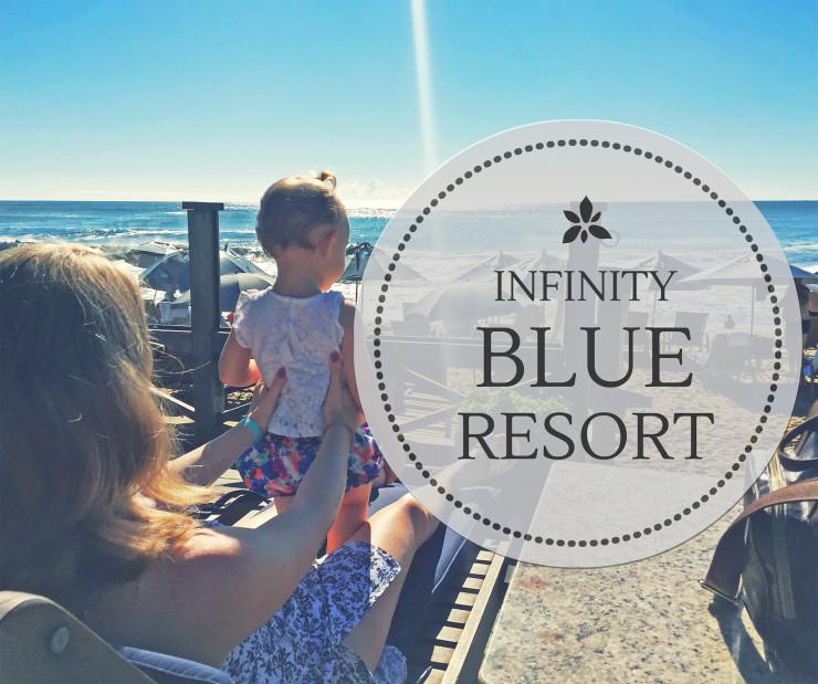 Infinity Blue Resort com a família Pontoldio