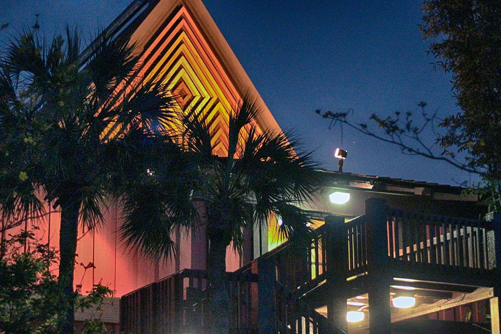 Polynesian Village Resort, um dos hotéis mais luxuosos do complexo Disney em Orlando