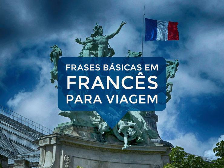 Frases básicas em Francês para viagem